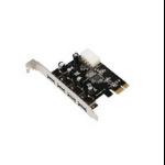 Microconnect MC-USB3.0-T4B interface cards/adapter USB 3.2 Gen 1 (3.1 Gen 1) Internal