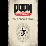 Bethesda DOOM Eternal - Year One Pass Video game downloadable content (DLC) PC DEU, ENG