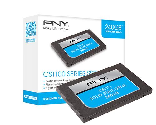 PNY CS1111 SSD 240 GB 240GB