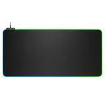 Sharkoon 1337 RGB V2 Gaming Mat Gaming mouse pad Black