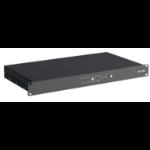 Eaton STS 16 7AC outlet(s) 1U Black power distribution unit (PDU)