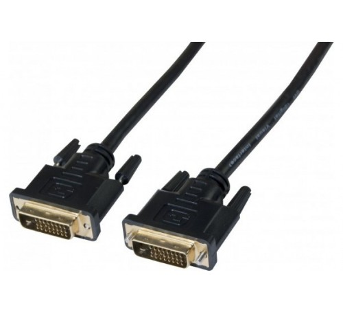 Hypertec ProConnectLite DVI cable 10 m DVI-D Black