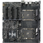 ASUS WS C621E SAGE moederbord Socket P EEB Intel® C621