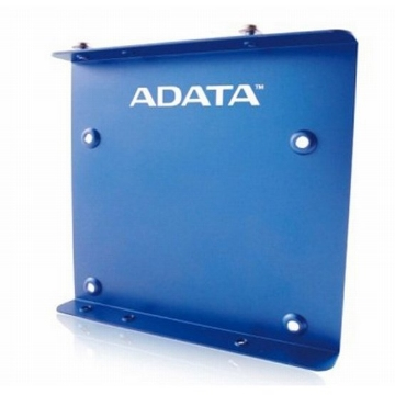 "ADATA Bracket 2.5 - 3.5"" 2.5/3.5"" SSD enclosure Blue"