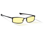 Gunnar Optiks Phenom Amber Onyx Indoor Digital Eyewear