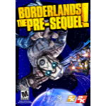 2K Borderlands: The Pre-Sequel Videospiel PC Standard Deutsch, Englisch