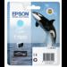 Epson T7605 Cian claro