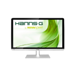 "Hannspree Hanns.G HU282PPS 28"" 4K Ultra HD Silver,Black computer monitor LED display"