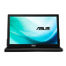 "ASUS MB169B+ pantalla para PC 39,6 cm (15.6"") Full HD LED Negro, Plata"