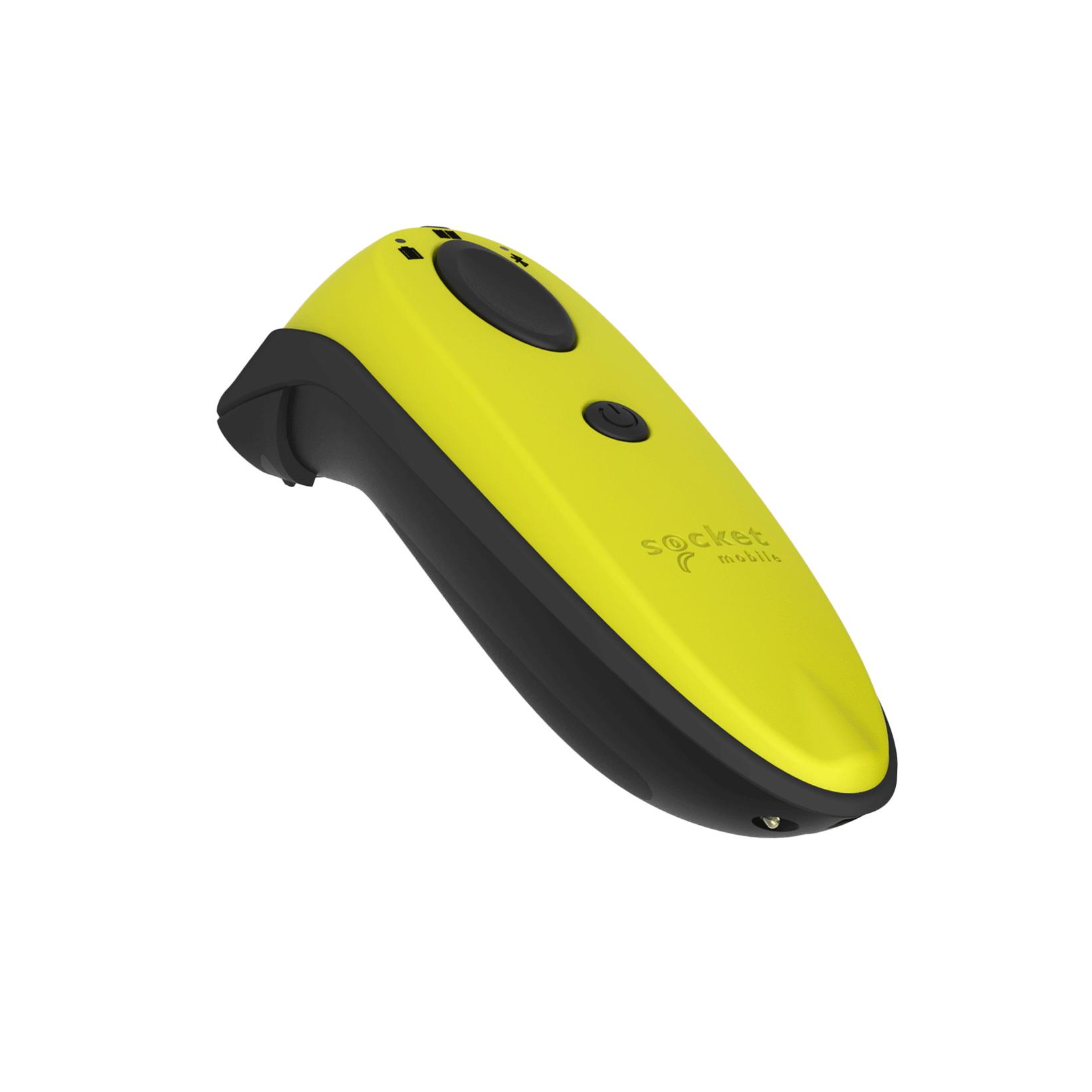 Socket Mobile DuraScan D750 Draagbare streepjescodelezer 1D/2D LED Groen