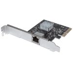 Intellinet 10 Gigabit PCI Express Network Card, 10GBASE-T, 5GBASE-T, 2.5GBASE-T, 1-Port PCI Express 2.0