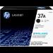 HP Cartucho de tóner original LaserJet 37A negro