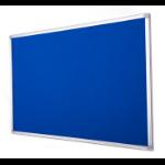 Bi-Office FA0543790 insert notice board Indoor Blue Aluminium