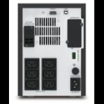 APC Easy UPS SMV Unterbrechungsfreie Stromversorgung UPS Line-Interaktiv 1500 VA 1050 W 6 AC-Ausgänge