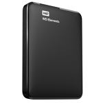 Western Digital 1.5TB Elements USB Type-A 3.0 (3.1 Gen 1) 1500GB Black