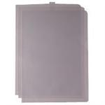 White Box WB CUT FLUSH FOLDERS PK100