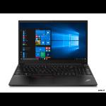 "Lenovo ThinkPad E15 Portátil Negro 39,6 cm (15.6"") 1920 x 1080 Pixeles AMD Ryzen 5 8 GB DDR4-SDRAM 256 GB SSD Wi-Fi 6 (802.11ax) Windows 10 Pro"