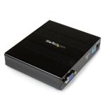 StarTech.com Receptor Remoto de Extensor de Video VGA y Audio por Cable Cat5 UTP Ethernet