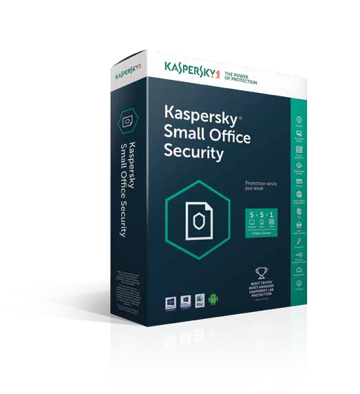 Kaspersky Lab Small Office Security 5 5user(s) 1year(s) English
