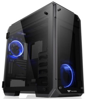 Thermaltake View 71 Tempered Glass Edition Full-Tower Black computer case