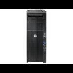 HP Z620 3.6 GHz Intel® Xeon® E5 Family E5-1620 Black Mini Tower Workstation