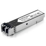 StarTech.com Cisco SFP-GE-S Compatible SFP Fiber Module - 1000BASE-SX - Lifetime Warranty