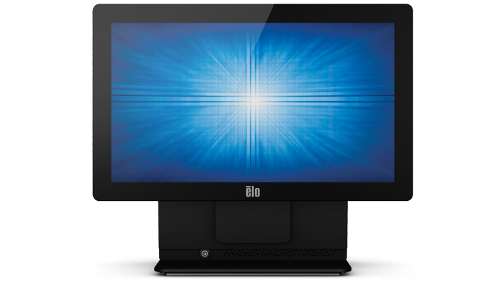 "Elo Touch Solution E-SERIES TOUCHSCREEN COMPUTER All-in-one 2GHz J1900 15.6"" 1366 x 768pixels Touchscreen Black POS terminal"