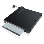 Lenovo 4XA0N06917 optical disc drive Black DVD-ROM
