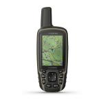 Garmin GPSMAP 64sx GPS tracker Personal Black, Green 8 GB