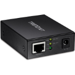 Trendnet TFC-FSFP network media converter 100 Mbit/s Multi-mode,Single-mode Black