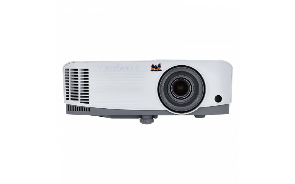 Viewsonic PA503W data projector 3600 ANSI lumens DLP WXGA (1280x800) Desktop projector Gray, White