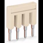 Wago 2001-402 electrical box accessory Jumper bar