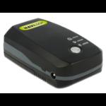 Navilock BT-821G Bluetooth 33channels Black GPS receiver module