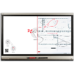 "SMART Technologies SMART Board 6075 Pro interactive whiteboard 190.5 cm (75"") Touchscreen 3840 x 2160 pixels HDMI Black"