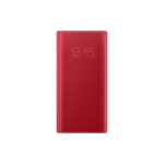 "Samsung EF-NN970 mobile phone case 16 cm (6.3"") Folio Red"