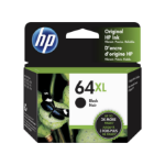 HP 64XL Original Black