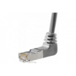 EXC 854281 networking cable Grey 0.7 m Cat5e F/UTP (FTP)