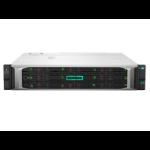 Hewlett Packard Enterprise D3610 Bndle disk array 6 TB Rack (2U)