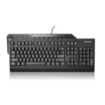 Lenovo 73P2623 USB AZERTY Belgian,UK English Black keyboard
