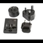 Honeywell 213-029-001 Universal Universal Black power plug adapter
