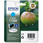Epson C13T12924010 (T1292) Ink cartridge cyan, 460 pages, 7ml