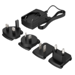 Vision TC2 P18V1A Indoor Black power adapter/inverter