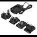 Vision TC2 P18V1A adaptador e inversor de corriente Interior Negro