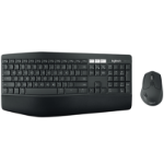Logitech MK850 Perfomance keyboard Bluetooth QWERTY Turkish Black