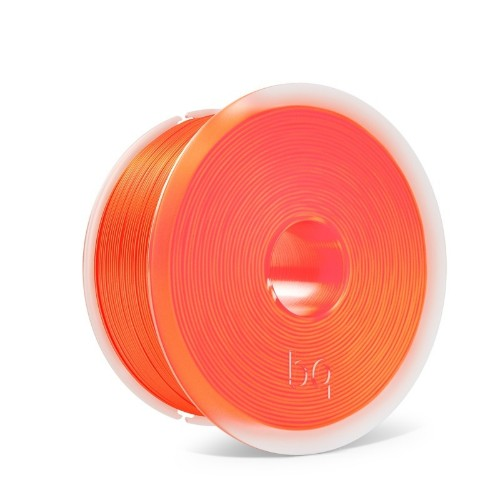 BQ PLA 1.75mm Fluorescent Orange 1Kg Compatible with any 3D printer that takes 1.75mm filament. Small s