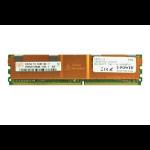 PSA Parts 2PDPC2667FCLM12G 2GB DDR2 667MHz ECC memory module
