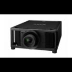 Sony VPL-GTZ270 projector data projector 5000 ANSI lumens SXRD DCI 4K (4096 x 2160) Desktop projector Black