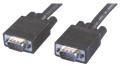 MCL Cable SVGA HD15 M/M 5 metres cable VGA 5 m VGA (D-Sub) Negro