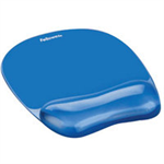 Fellowes 9114106 wrist rest Blue
