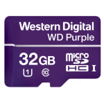 Western Digital Purple memory card 32 GB MicroSDHC Class 10
